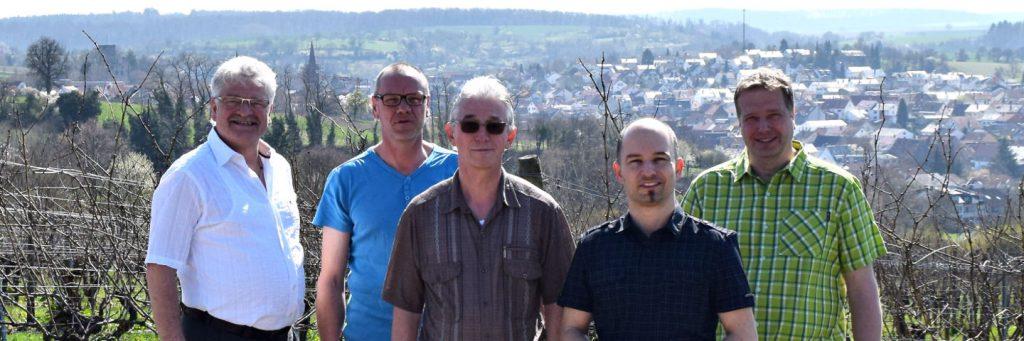 FW-Kandidaten Ortschaftsrat Obergrombach 2019
